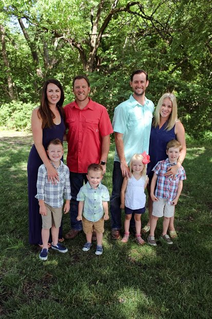 reid and johnny family