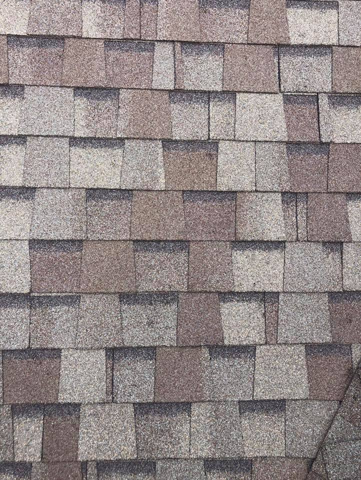 roof hidden damage